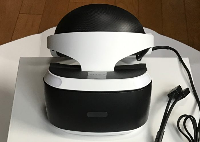 PlayStation VR シネマティックモード