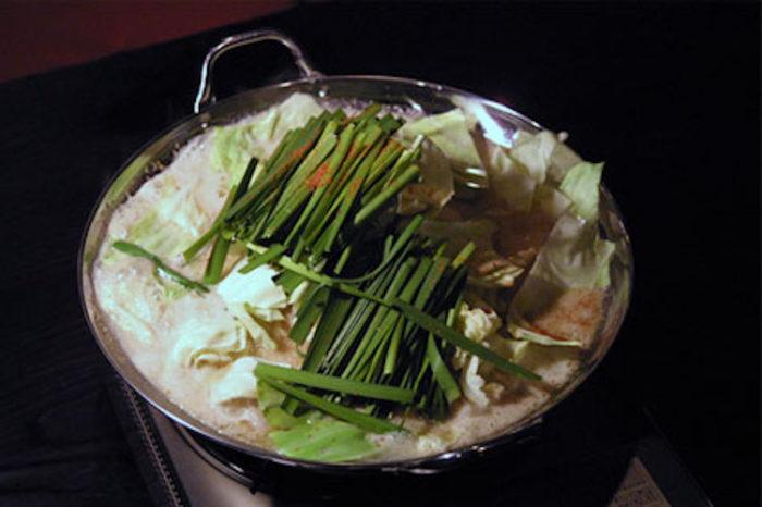 京亀のもつ鍋