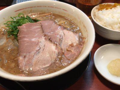 頑固麺 濃厚鶏豚骨ラーメン