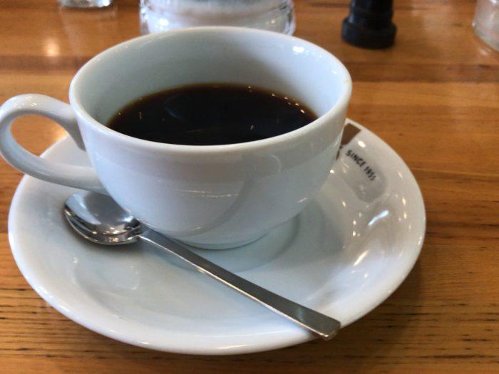 はなふさのブレンドコーヒー