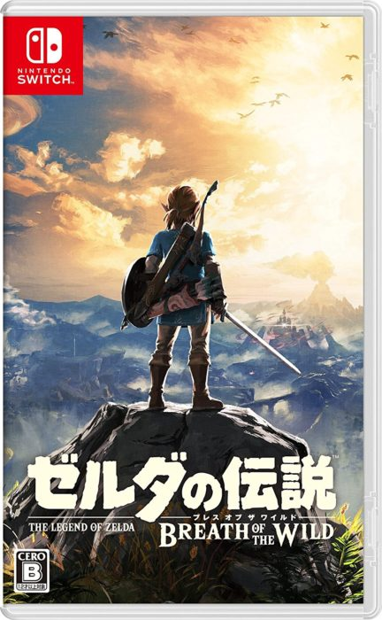 「ゼルダの伝説 ブレス オブ ザ ワイルド」Nintendo Switch