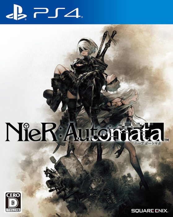 「NieR:Automata」PS4