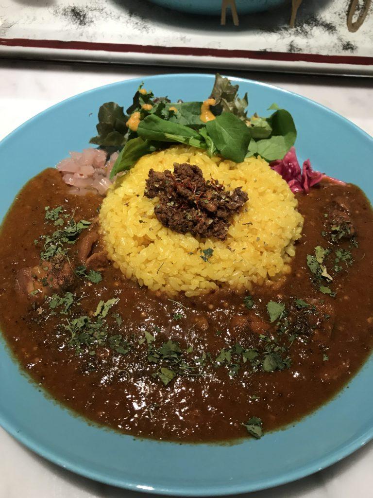 curry shop junayna カレー