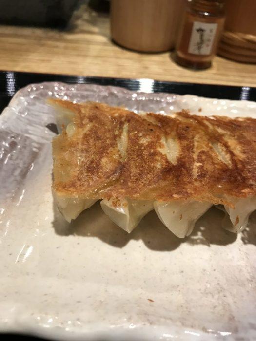 京都タワーサンドで「亮昌」の餃子とカレーを食す