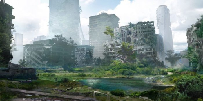 「NieR:Automata」Bパート始まりプレイ動画