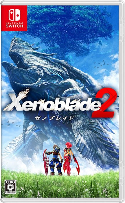 「Xenoblade2」ゼノブレイド2 Nintendo Switch ハマってしまいました。