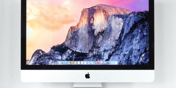 iMac が壊れた!