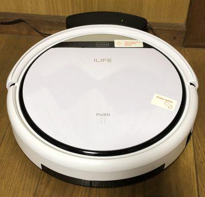 ロボット掃除機 ilife