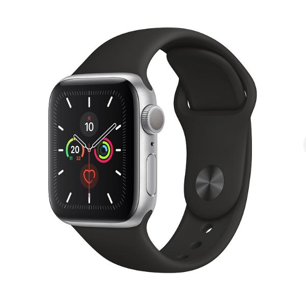 「Apple Watch Series 5 40mm」を購入しました