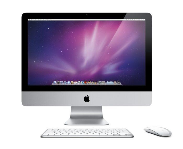 iMac (21.5-inch, Mid 2010)のHDDをSSDにしてみました。