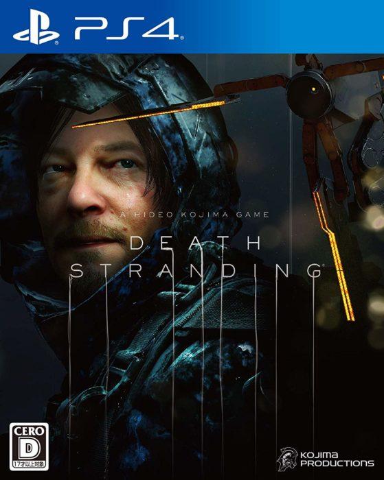 「デスストランディング(DEATH STRANDING)」PS4