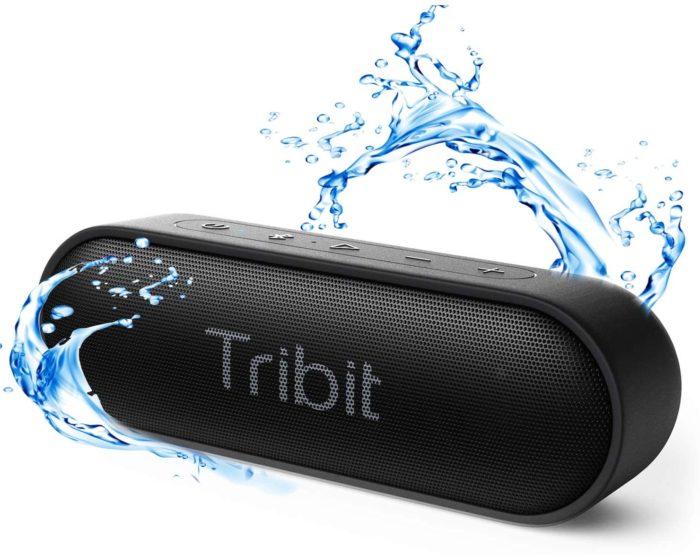ポータブルタイプならTribit XSound Go Bluetooth スピーカーがおすすめです。