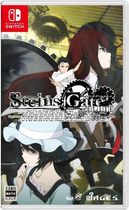 STEINS;GATE ELITE – Switchは、まさに「アニメで遊べ」
