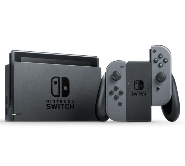 Nintendo Switch 予約できてしまいました!