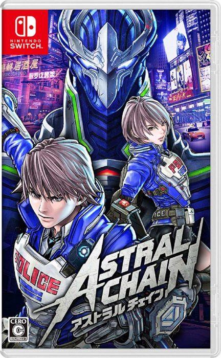 ASTRAL CHAIN(アストラル チェイン) -Switch