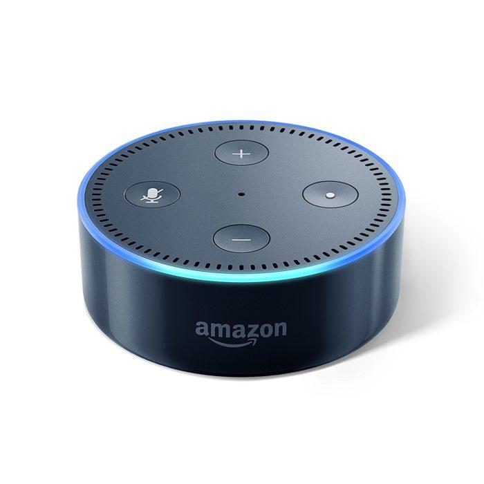 「Amazon Echo」音楽で目覚まし設定ができるようになってました。
