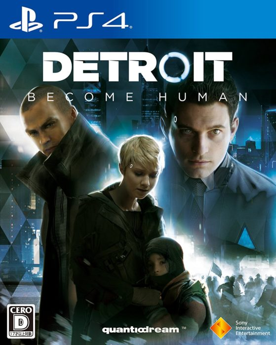 「Detroit: Become Human」PS4