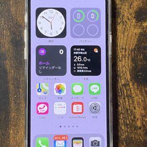 iPhone13が出たというのにiPhone12miniに機種変更してきました・・・