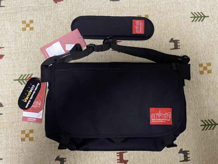 マンハッタンポーテージのアクセサリーケースとバッグ買い替えてみました。