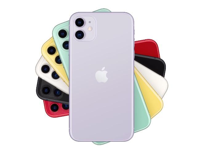 iPhone11&11Proが発表されました