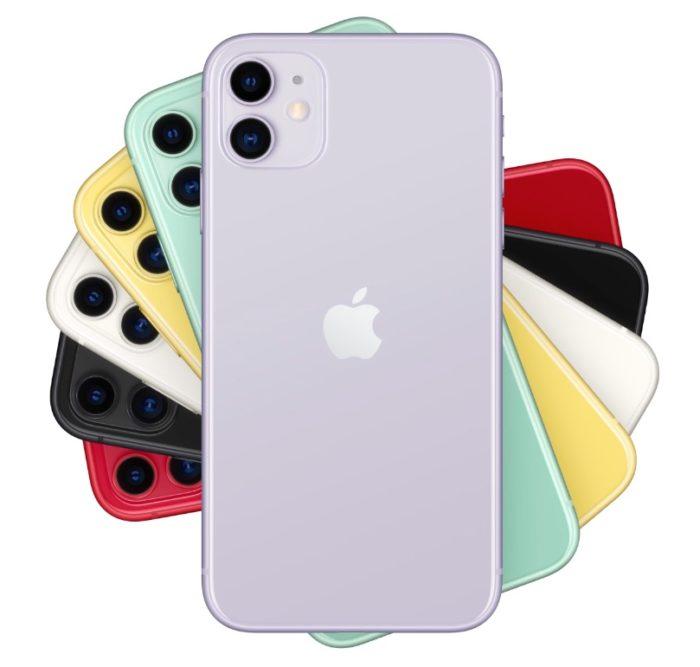 iPhone11 64G パープル ゲットです。